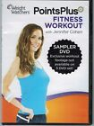 Weight Watchers Points Plus Fitness Workout Sampler DVD