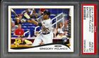 2014 Topps Update #US221 Gregory Polanco RC-Rookie Pirates graded PSA 10 Gem Mt