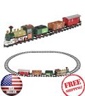Best Kids Classic Battery-Operated Electric Railway Train Track