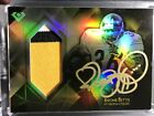TOPPS Diamond jerome bettis auto Patch Jersey #1 1 Gem