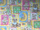 Boyds Bear Baby Fabric Free Shipping
