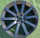 4 Perfect BLACK OEM Factory Chrysler 300C SRT8 Gloss Black 20 inch WHEELS Vapor
