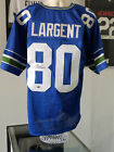 2016 Leaf Autographed Football Jersey 8