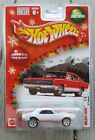 Hot Wheels 67 Chevy Camaro 2004 Holiday Rods White w Real Riders