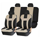 Universal Fit 8 Pieces Full Set Car Seat Covers Fit Most Car Truck Suv Or Van