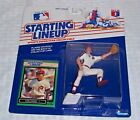 1989 Kenner Starting Lineup SLU Phillies Von Hayes MOC Nice Shape MLB Baseball