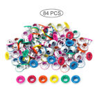 1 8 Quicklet Eyelets Vivid Scrapbooking Card Making Luggage Cruise Pet ID Tag