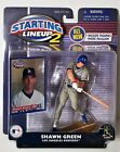 2001 Starting Lineup 2 Shawn Green Los Angeles Dodgers Hasbro Sports Figure
