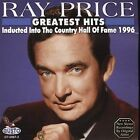 Greatest Hits: Hall of Fame 1996 by Ray Price (CD, May-2004, Gusto Records)