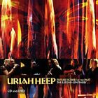 URIAH HEEP - FUTURE ECHOES OF THE PAST - NEW CD / DVD