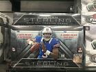 2 - 2013 Bowman Sterling Football Sealed Hobby Box - AUTO ROOKIES!