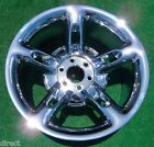 Chrome Factory Chevrolet Chevy SSR 19 Inch Front Wheel Perfect New GM OEM 5166