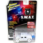 JOHNNY LIGHTNING JLCP7159 OFF ROAD POLICE SWAT HUMMER HUMVEE 1 64 WHITE Chase