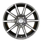 19 STAGGERED 10 SPOKE WHEELS RIMS FITS FOR MERCEDES BENZ C CLA CLS CLASS C63