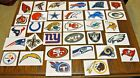 NEW NFL Logo Stickers PICK ANY TEAM Football Decal Peel  Stick Paper Sticker