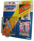 MLB Baseball Starting Lineup (1992) Howard Johnson Kenner NY Mets Figure w/ Post