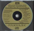 Iron Maiden Powerslave West Germany Bronze EMI Rare Variation No Barcode CD 1984