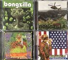 Bongzilla- Stash, Apogee, Gateway, Amerijuanican (4 CD Lot) Sleep, Crowbar