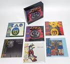 ZAO, SPEED LIMIT, YOCHK'O SEFFER / JAPAN Mini LP CD x 6 titles + PROMO BOX Set!!
