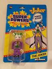 2014 Medicom Toy Super Powers Joker 3 Inch Action Figure mint on card