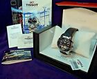 New~Tissot T-Touch T33789892 T-Tactile Titanium Mens Multifunction  Watch