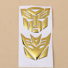 Fashion 3d Autobot Transformers Decepticon Decal Car Sticker Motorcycle Decor