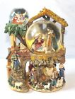 Kirkland Signature Musical Water Globe with Revolving Base Nativity