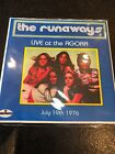 the runaways Cd NIP Live 1976 Agora Ballroom Lita Ford Joan Jett