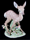 LLADRO FAUN AND FRIEND ***MINT IN BOX ***RARE*** RETAIL$595