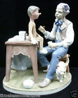 lladro Pinacchio , Puppet  Painter, Mint Condition!