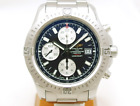 Breitling Colt Chronograph Automatic Black Dial SS A1338811/BD83 With Box Used