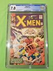 X-Men #15 (1965) CGC 7.0 F VF! CR to OW Pgs!! Origin of the BEAST!! KEY issue!!!