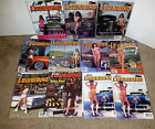 MUST SEE ORLIES LOWRIDING MAGAZINE LOT GREAT CONDITION GIRLS CARS CULTURE OOP