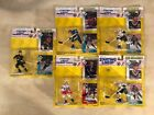 Set of 5 NEW First Edition Kenner Starting Lineup Sports Superstar Collectibles