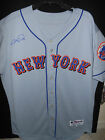 JACOB DEGROM SIGNED JERSEY-NEW YORK METS-AUTH. MAJESTIC-ROAD JERSEY VERY RARE!