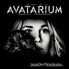 AVATARIUM THE GIRL WITH THE RAVEN MASK Candlemass  JAPAN CD + DVD