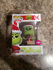 Funko Pop The Grinch Flocked box lunch exclusive