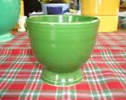 Vintage Fiesta FOREST GREEN EGG CUP ~