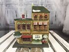 Lemax Village Collection Toy Shop Apothecary Store Porcelin Decoration Seasonal