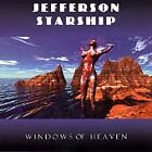 Jefferson Starship, Windows of Heaven, Excellent, Audio CD