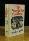 THE FRENCH CHEF COOKBOOK 1968 JULIA CHILD PAUL CHILD SIGNED Mastering the Art