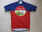 NWOT Voler New Belgium Brewing Fat Tire Amber Ale Cycling Bike Jersey Mens M