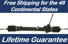 Power Steering Rack and Pinion Assembly fits Nissan Cube 2009 2010 w EPS
