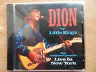 Dion 'n' The Little Kings 'The Original Punks: Live in New York' CD NEW