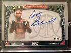 2016 Topps UFC Museum Collection Trading Cards 49