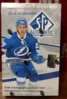 2014-15 Upper Deck SP Authentic Hockey Factory Sealed Hobby Box