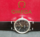 VINTAGE OMEGA SEAMASTER 600 BLACK DIAL CAL: 601 MANUAL WIND MAN'S WATCH