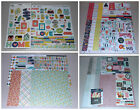 Scrapbook Kit Lot Dear Lizzy with Thickers Simple Stories  Pebbles