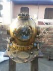Scuba SCA Antique Divers Diving Helmet US Navy Mark V Deep Sea Marine Diver Gift