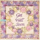 Greeting Card Cutting dies Flowers Card for Cards and Stamps Scrapbooking Paper